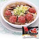 台糖安心豚 紅麴貢丸6入組(360g/包)