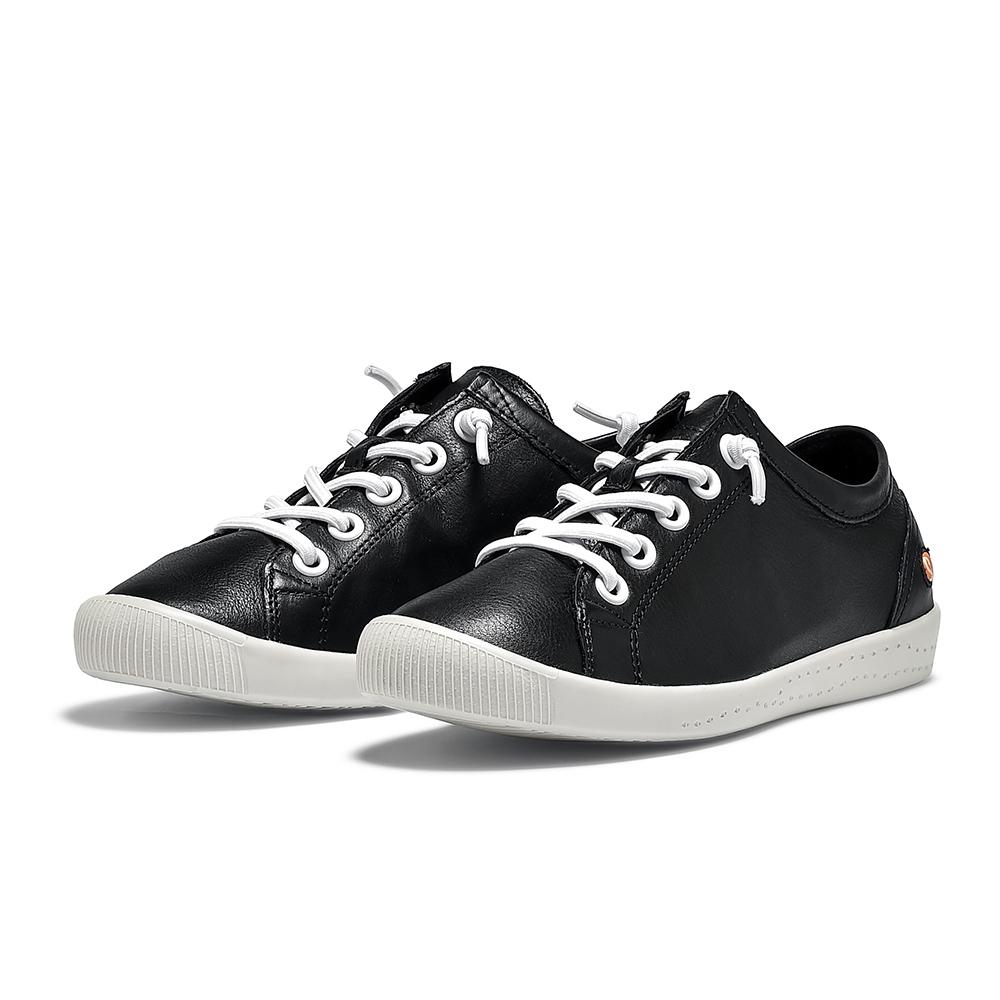 SOFTINOS ISLA II 休閒鞋-黑/白