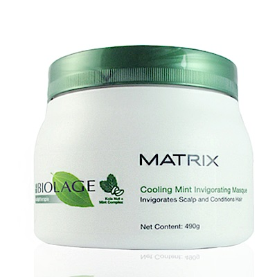 MATRIX美傑仕 薄荷頭皮滋養髮膜500ML