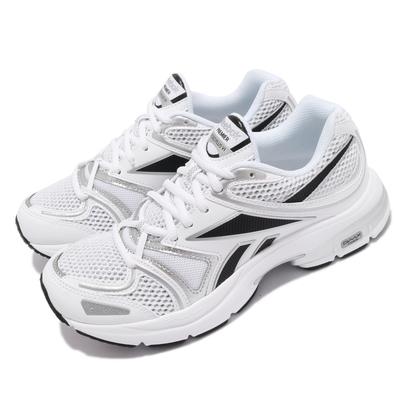 Reebok 慢跑鞋 Premier Road 運動 男女鞋 輕量 透氣 舒適避震 路跑健身 情侶款 白 黑 G58597