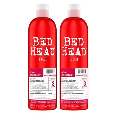 TIGI 摩登健康專業洗髮組750mlX2入(含押頭)-快