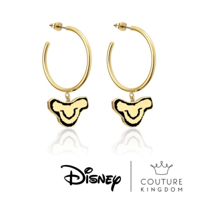 Disney Jewellery by Couture Kingdom迪士尼獅子王辛巴耳環