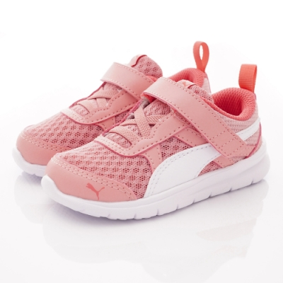 PUMA童鞋 經典流線鞋款 ON90684-15粉(小童段)