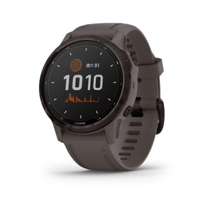 GARMIN Fenix 6S Pro 進階太陽能 複合式運動GPS腕錶 血氧監測
