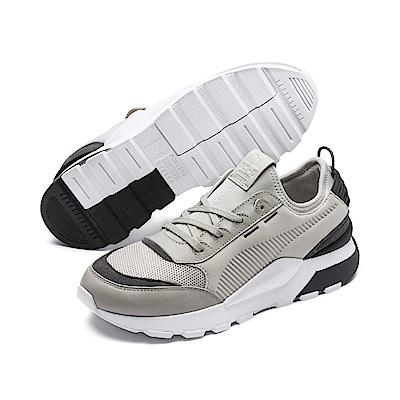 PUMA-RS-0 CORE 男性復古慢跑運動鞋-淺灰