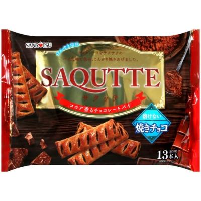 三立製果 巧克力風味派(169g)