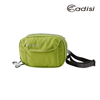 ADISI 胸前掛包AS16075 (M) 橄綠