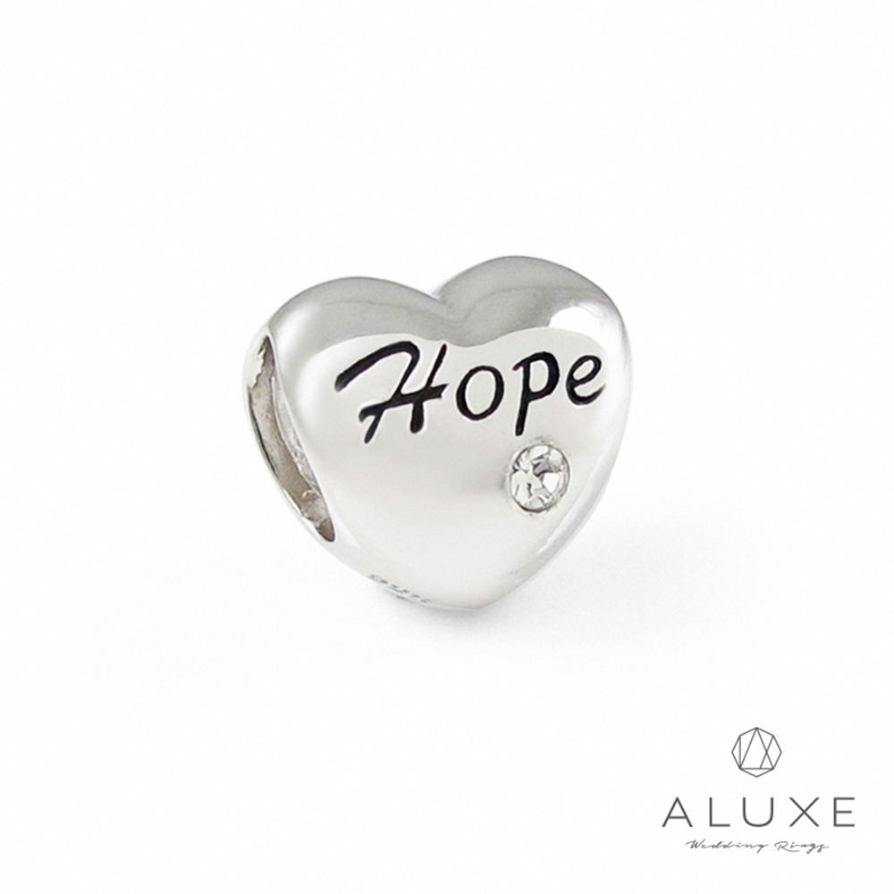 Charming系列 925純銀珠飾-Hope希望