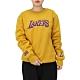 NBA Style C&S T-SHIRTS 內刷毛 長袖上衣 湖人隊 product thumbnail 1