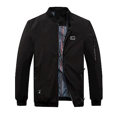 BuyGlasses 立領騎士夾克帥氣外套