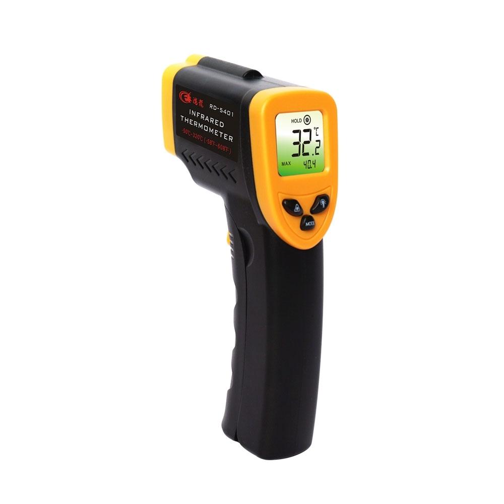 HL 紅外線槍型溫度計-非接觸型 RD-5401 (體溫.額溫不適用)