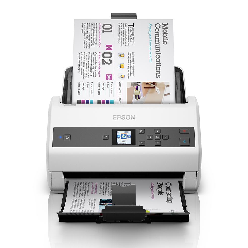 EPSON 商用文件饋紙式掃描器 DS-870