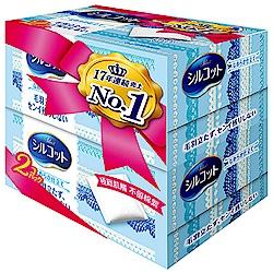 絲花 化妝棉(80片x12盒)