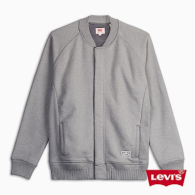 Levis 男款 棒球外套 Might Made 字母刺繡