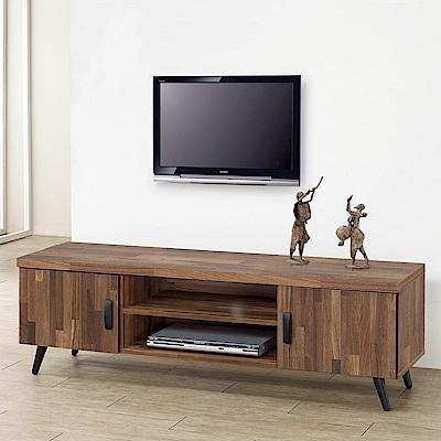 Homelike 里悟5尺電視櫃(積層木)-147x40x47cm