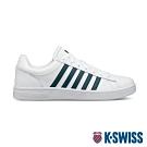 K-SWISS Court Winston休閒運動鞋-男-白/藍