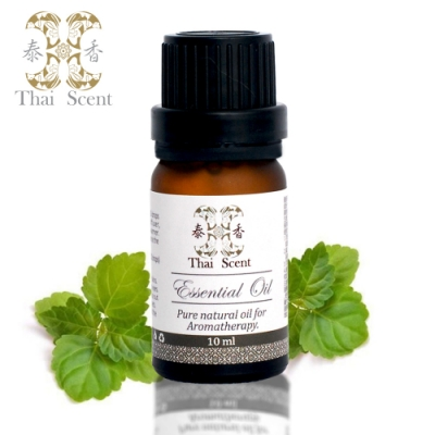 ThaiScent泰香  廣藿香100%純精油 10ml