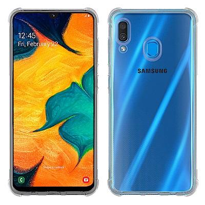 Metal-Slim Samsung Galaxy A30 強化防摔抗震空壓手機殼