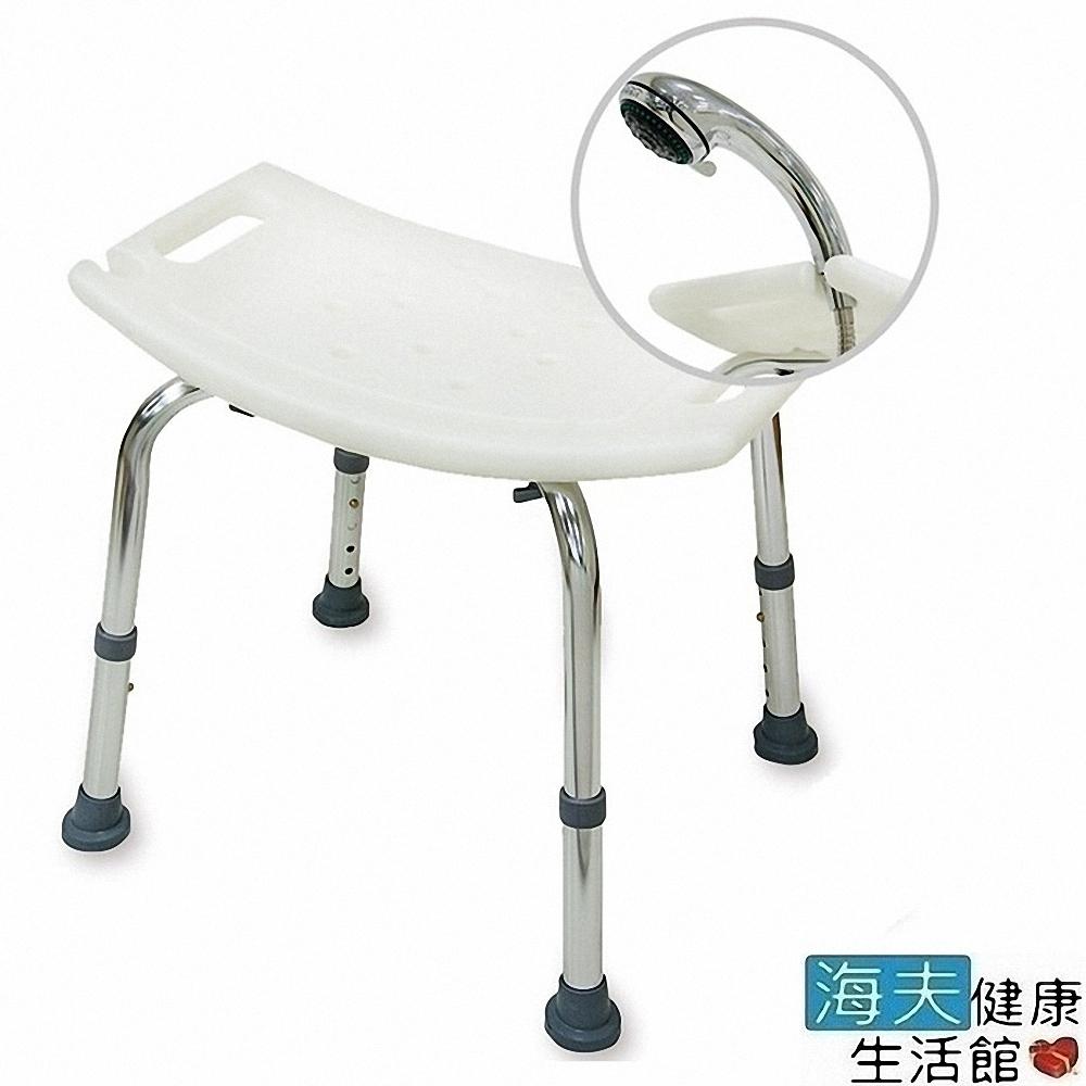 海夫健康生活館 必翔 輕便型 無背洗澡椅_YK3010