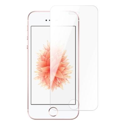 iPhone 5/5S/SE 透明 高清 全屏 鋼化玻璃膜 手機螢幕保護貼
