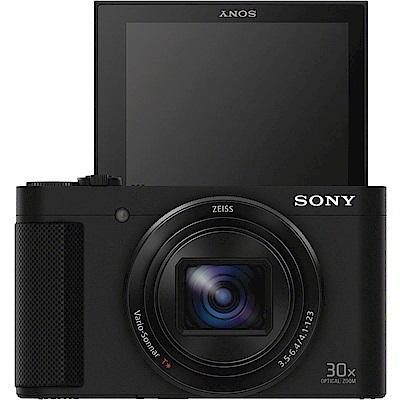 【特惠組】SONY HX90V 30倍高變焦翻轉螢幕相機 (公司貨)