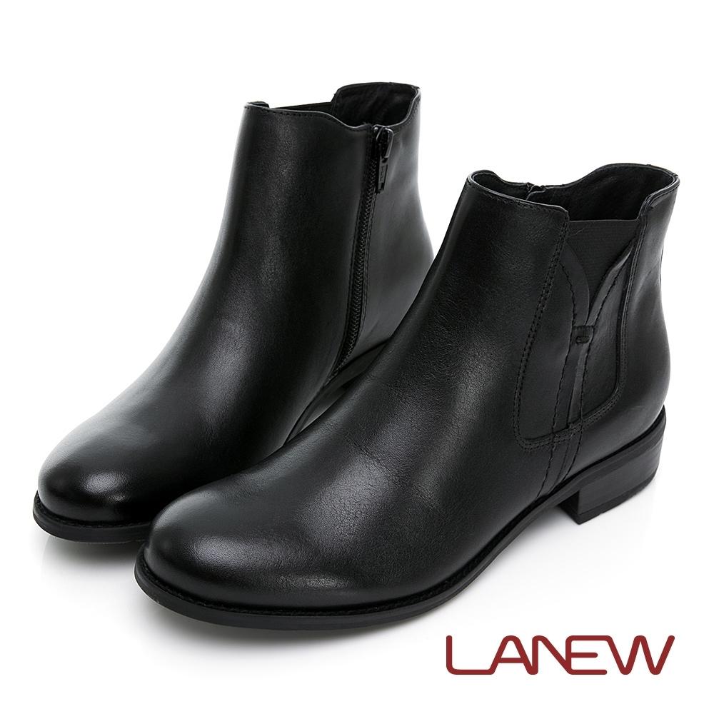 LA NEW 低跟淑女短靴(女226048930)