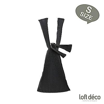 Loft Deco | B.Pleat | 皺褶背心袋 (S)