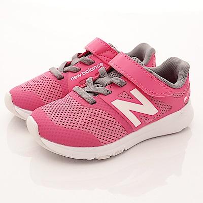 零碼-13.5cm NewBalance童鞋 針織運動鞋款 PREMPI粉