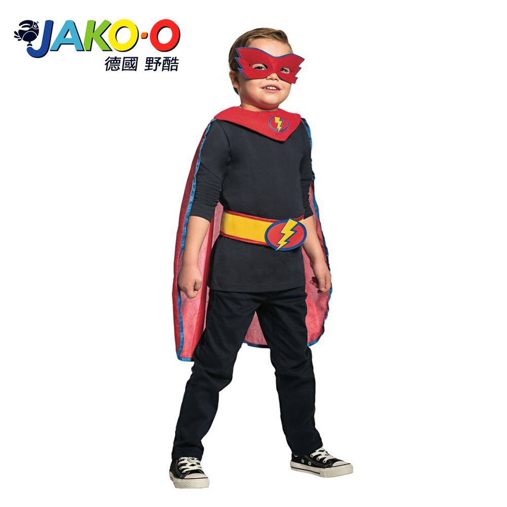 JAKO-O 德國野酷-遊戲服裝-超人