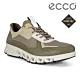 ECCO MULTI-VENT M 全方位城市戶外防水運動休閒鞋 男鞋橄欖綠 product thumbnail 2