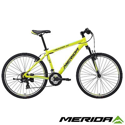 《MERIDA》美利達登山車 勇士 300 綠 2018