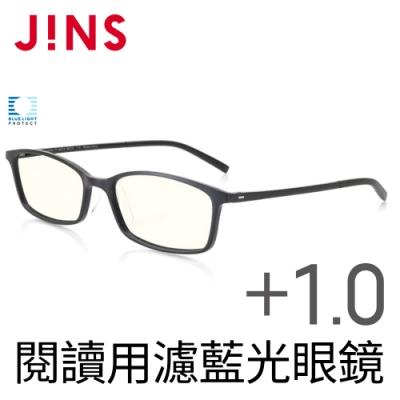 JINS 閱讀用濾藍光老花眼鏡+1.00 (AFRD18A046)