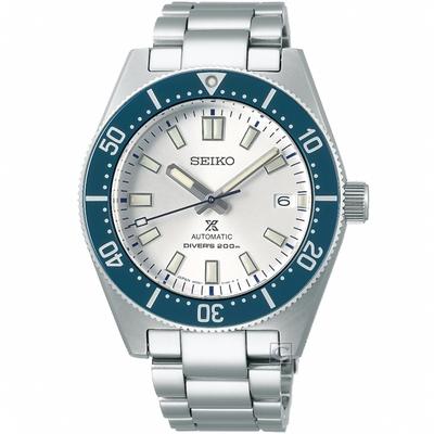 SEIKO 精工 140 週年 Prospex First Diver's 限量款機械錶-6R35-01R0S(SPB213J1)