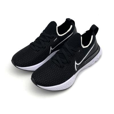NIKE REACT INFINITY RUN FK 女 跑步鞋 黑(CD4372002)