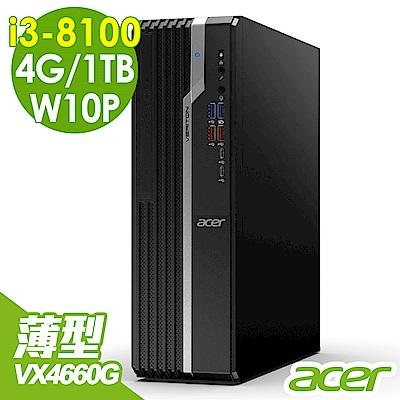 Acer VX4660G i3-8100/4G/1T/W10P