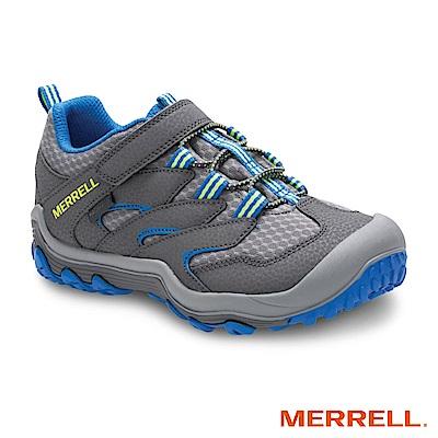 MERRELL CHAMELEON 7 WP 登山防水童鞋-灰(260340)
