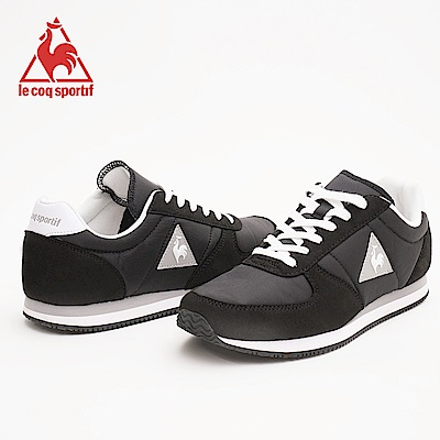 le coq sportif 法國公雞牌 Apero 運動鞋 男女-黑
