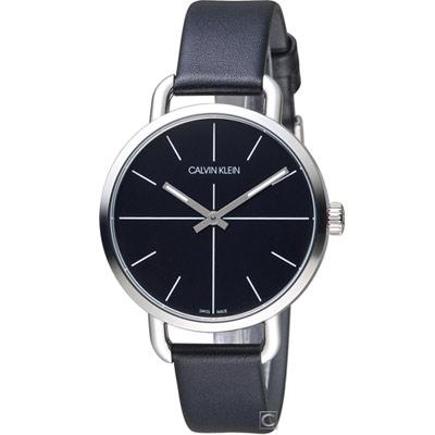 Calvin Klein K7B even 超然時尚腕錶(K7B231CZ)36mm