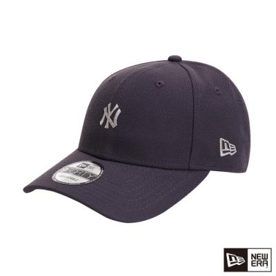 NEW ERA 9FORTY 940 MINI LOGO 洋基 石墨 棒球帽