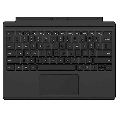微軟 Surface Pro 鍵盤-黑