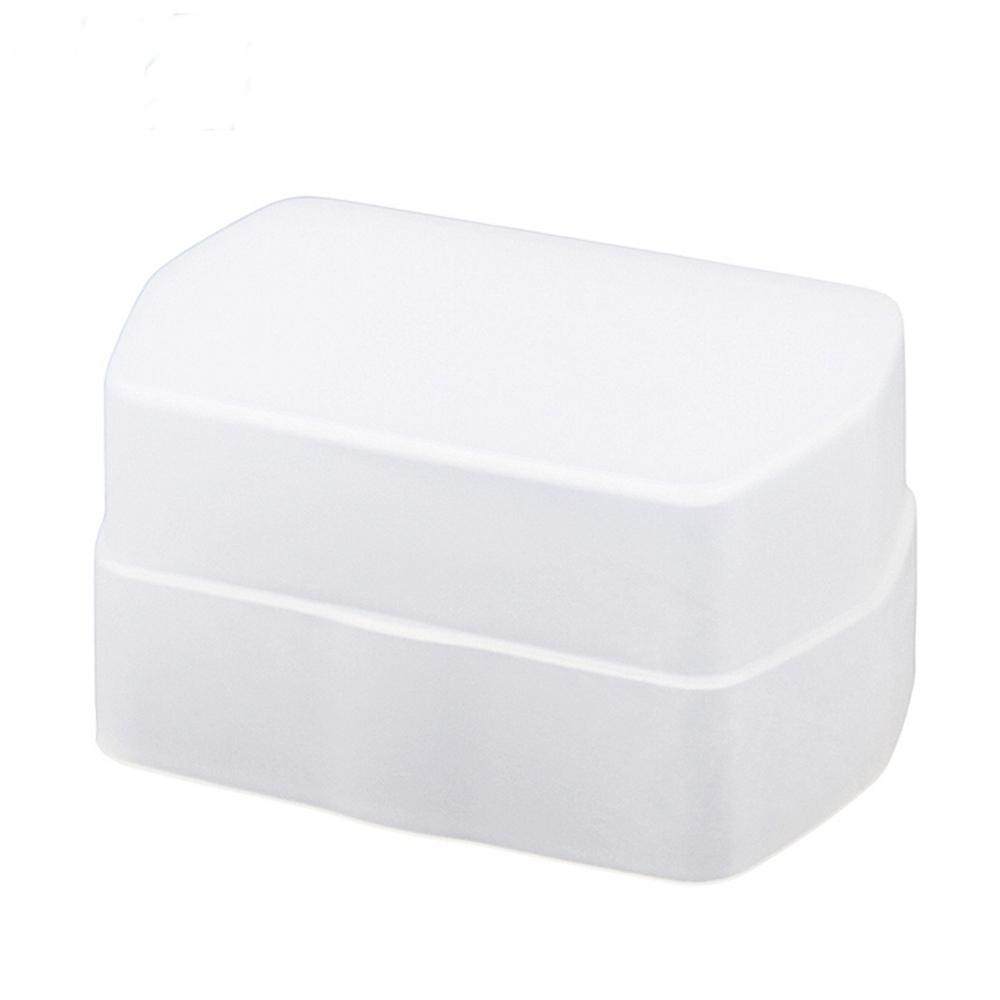 (白色)JJC副廠Canon肥皂盒柔光盒FC-26A適580EXII佳能580EX Sigma適馬EF-500 EF-530永諾YN-560 Nissin日清Di622 Mark II
