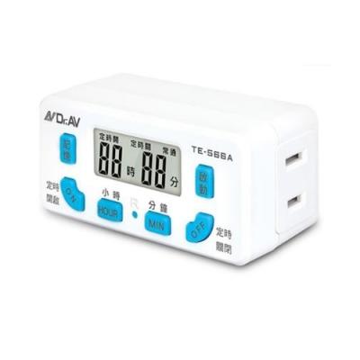 NDr.AV 双功能智能定時器(TE-566A)