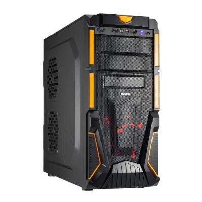 技嘉B360平台[凱旋地龍]i7八核GT730獨顯電玩機