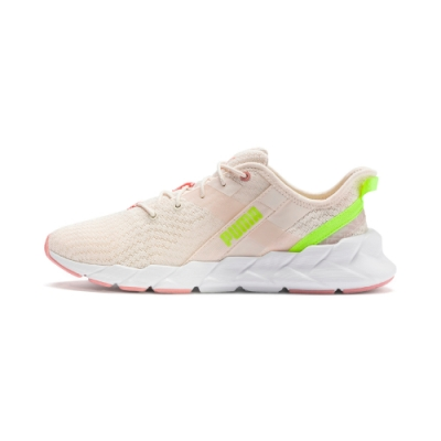 PUMA-Weave XT Shift Wn s 女性有氧運動鞋-輕柔粉
