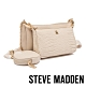 STEVE MADDEN-BURGENT 個性時尚款 壓紋三合一子母包-米杏色 product thumbnail 1