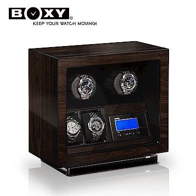 BOXY自動錶機械錶上鍊盒 BLDC-A系列02 watch winder 動力儲存盒
