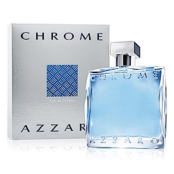 *Azzaro Chrome 海洋鉻元素男性淡香水 100ml