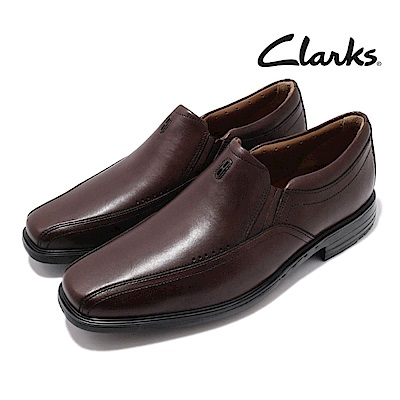 Clarks 皮鞋 Un Sheridan Go 男鞋
