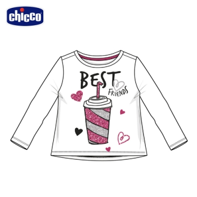 chicco- TO BE Baby-飲料長袖上衣