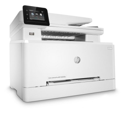 HP Color LaserJet Pro MFP M283fdw 無線雙面觸控彩色雷射傳真複合機